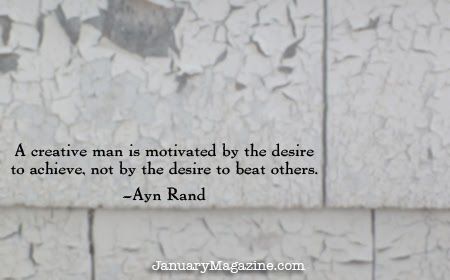 Quote of the Day: Ayn Rand
