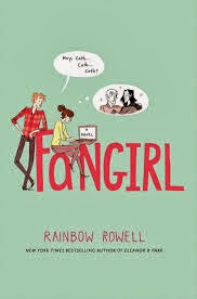 Young Adult Fiction: Fangirl by Rainbow Rowell