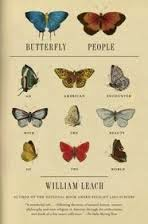 New in Paperback: Butterfly People by William Leach