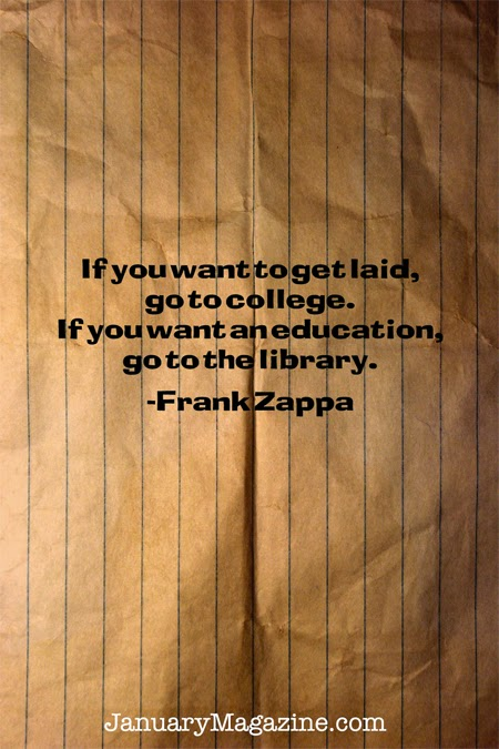 Today's Quote: Frank Zappa