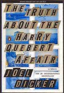 Fiction: The Harry Quebert Affair by Joel Dicker