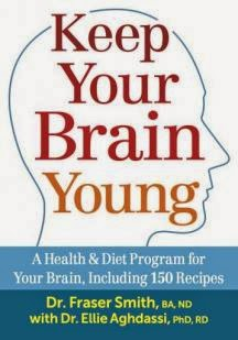 Non-Fiction: Keep Your Brain Young by Fraser Smith and Ellie Aghdassi