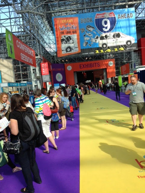 Book Expo 2014: Report from the Floor
