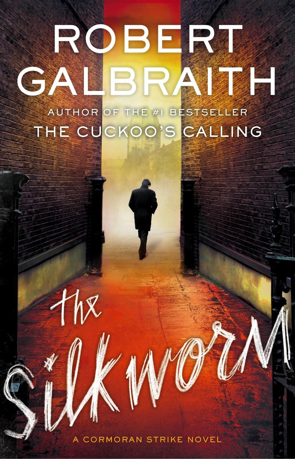 Crime Fiction: The Silkworm by Robert Galbraith