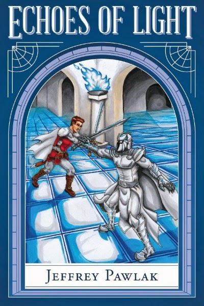 This Just In… Echoes of Light: Book One of the Luminous Legend by Jeffrey Pawlak