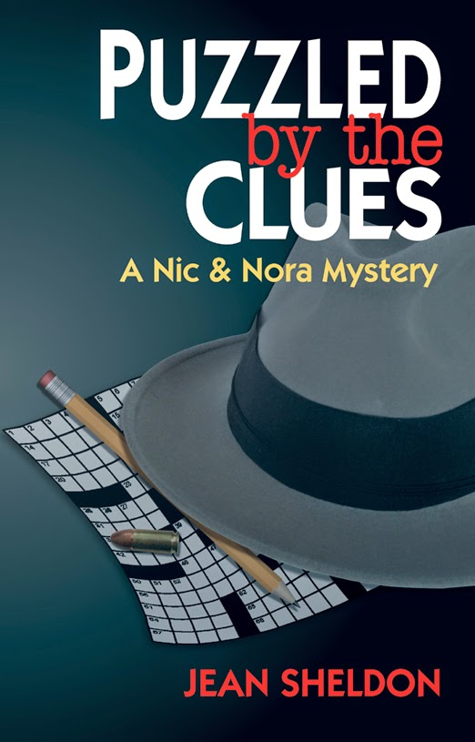 This Just In… Puzzled by the Clues by Jean Sheldon