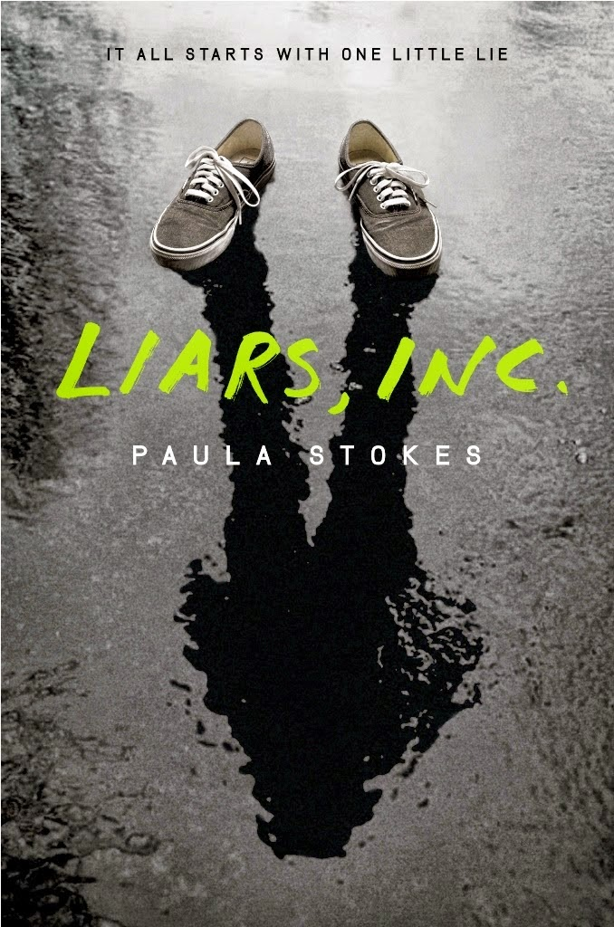 This Just In… LIARS, INC. by Paula Stokes