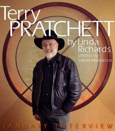 Sir Terry Pratchett Dies at 66