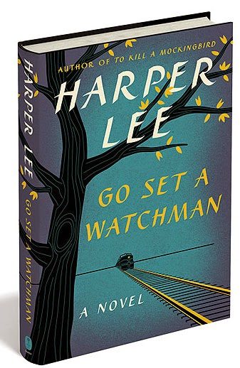 Harper Lee's New Cover Revealed