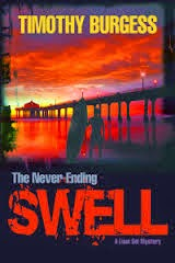 This Just In… The Never-Ending Swell: A Liam Sol Mystery by Timothy Burgess