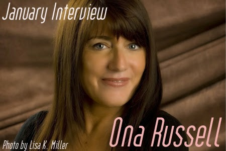 Interview: Ona Russell author of Rule of Capture