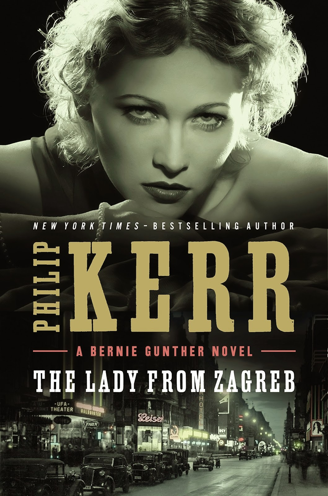 Crime Fiction: <i>The Lady from Zagreb</i> <br>by Philip Kerr