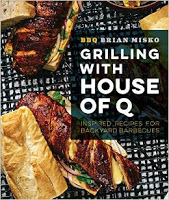 Cookbooks: Grilling With House of Q by Brian Misko