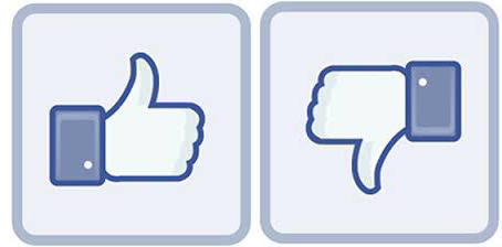 "Why the New Facebook ""Dislike"" Button Might Break the Internet"