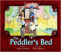 This Just In… <i>The Peddler's Bed</i>&nbsp; by Lauri Fortino