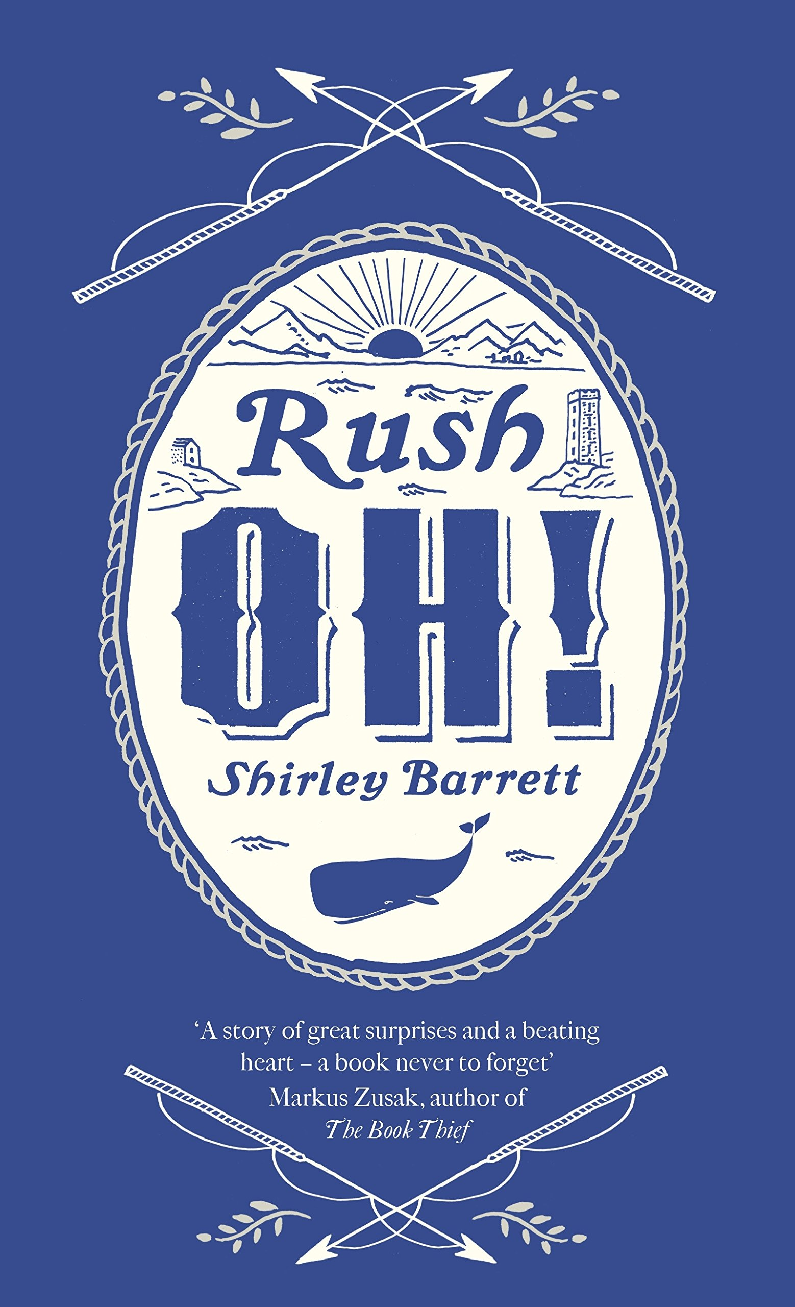 Fiction: <i>Rush Oh!</i>&nbsp; by Shirley Barrett