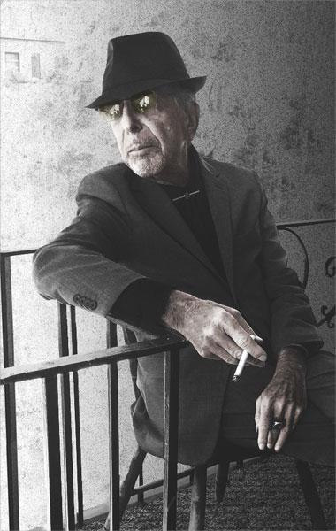 The Crack Where the Light Got In: <br>On the Passing of Leonard Cohen