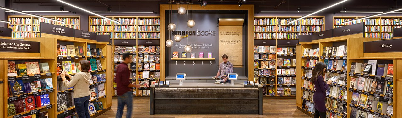 Amazon Takes (Further) Aim at Bricks and Mortar