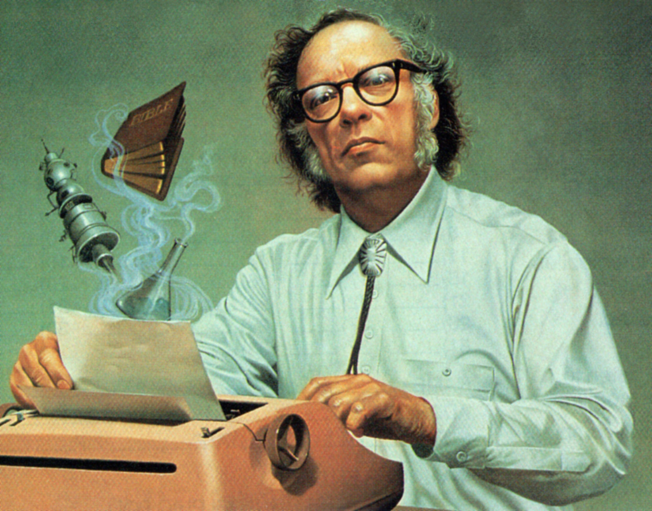 Asimov's Foundation Heads to Screen