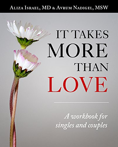 Non-Fiction: <i>It Takes More Than Love</i> by Aliza Israel and Avrum Nadigel