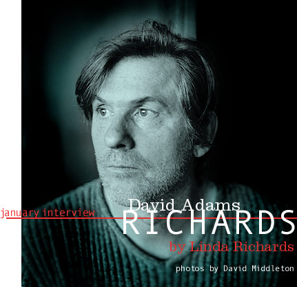 Trudeau Appoints Author David Adams Richards to the Senate
