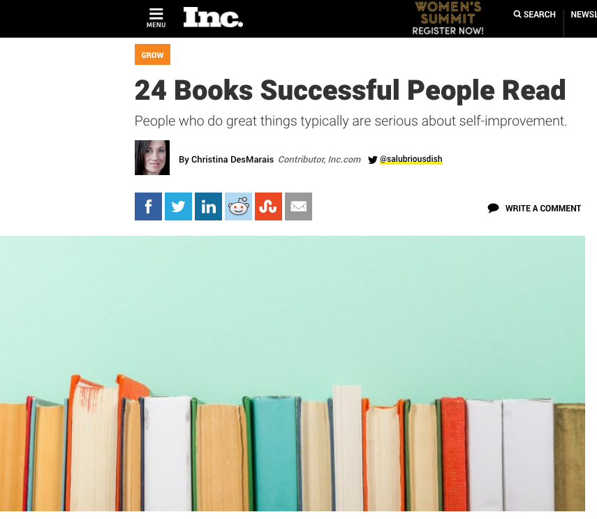 Books for Successful People