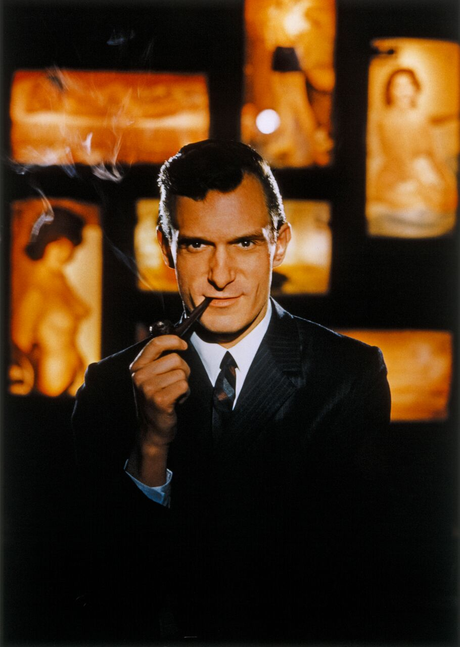 Hugh Hefner, Icon of the Sexual Revolution, <br>Dead at 91