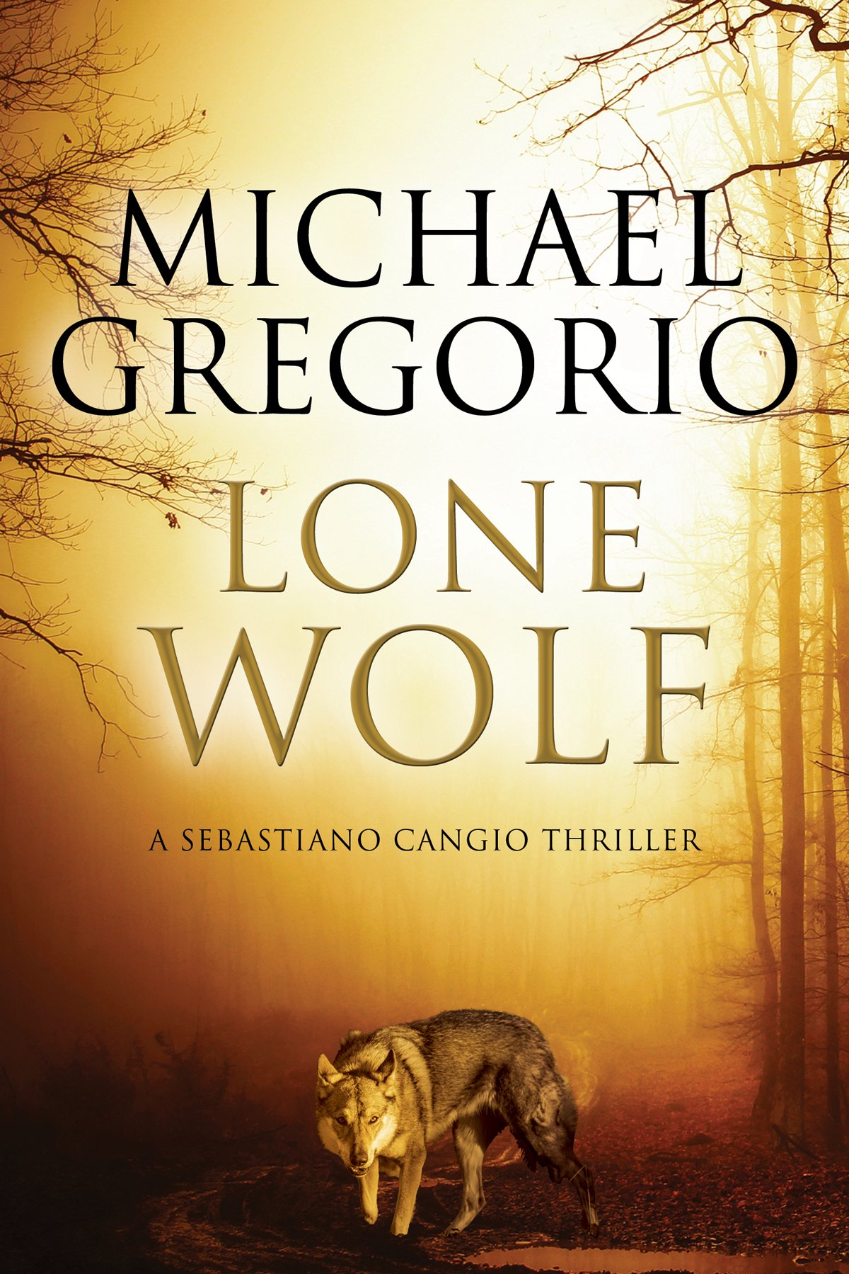 Crime Fiction: The Story Behind <i>Lone Wolf</i>