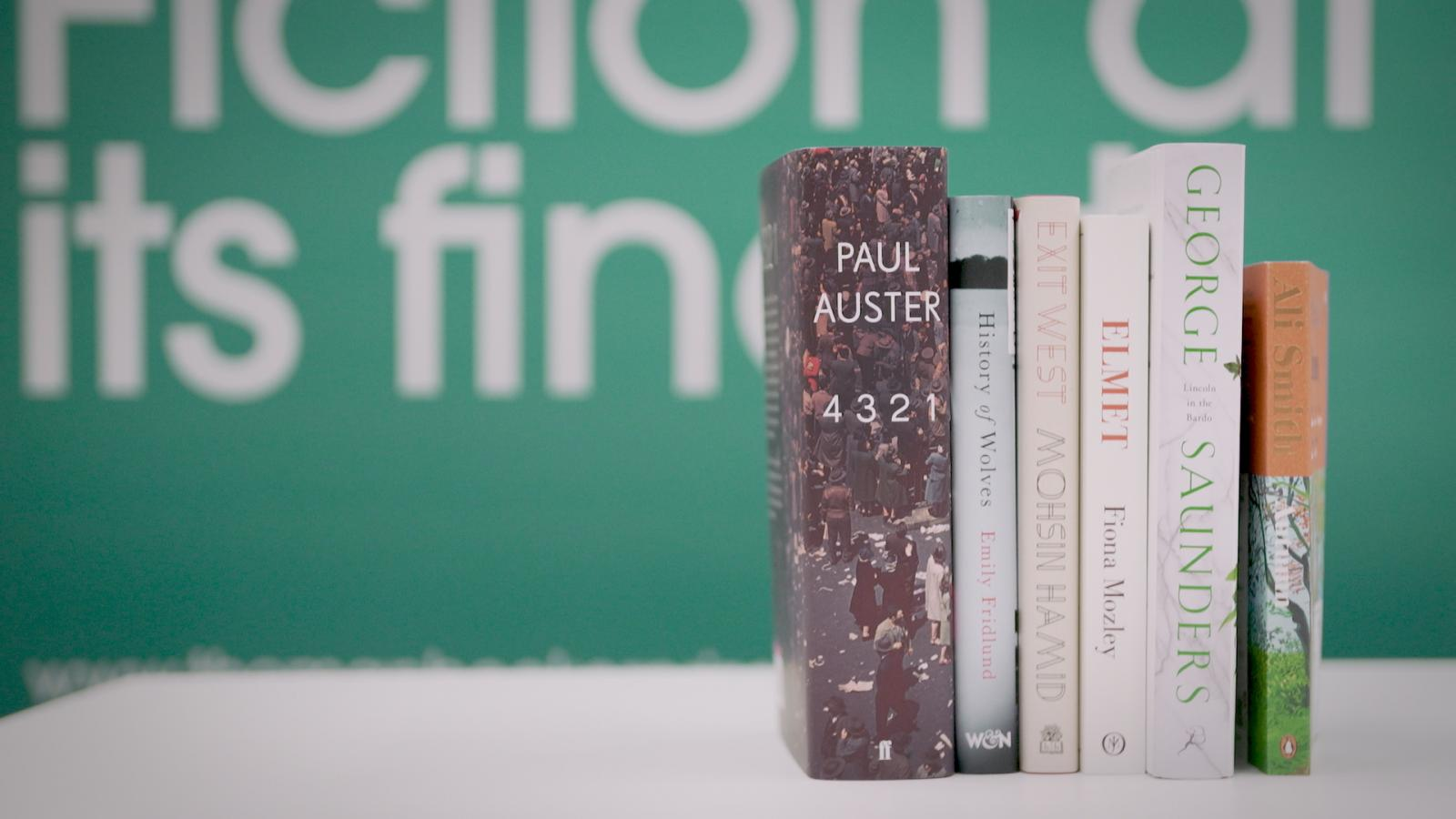 The 2017 Man Booker Prize Shortlist Announced