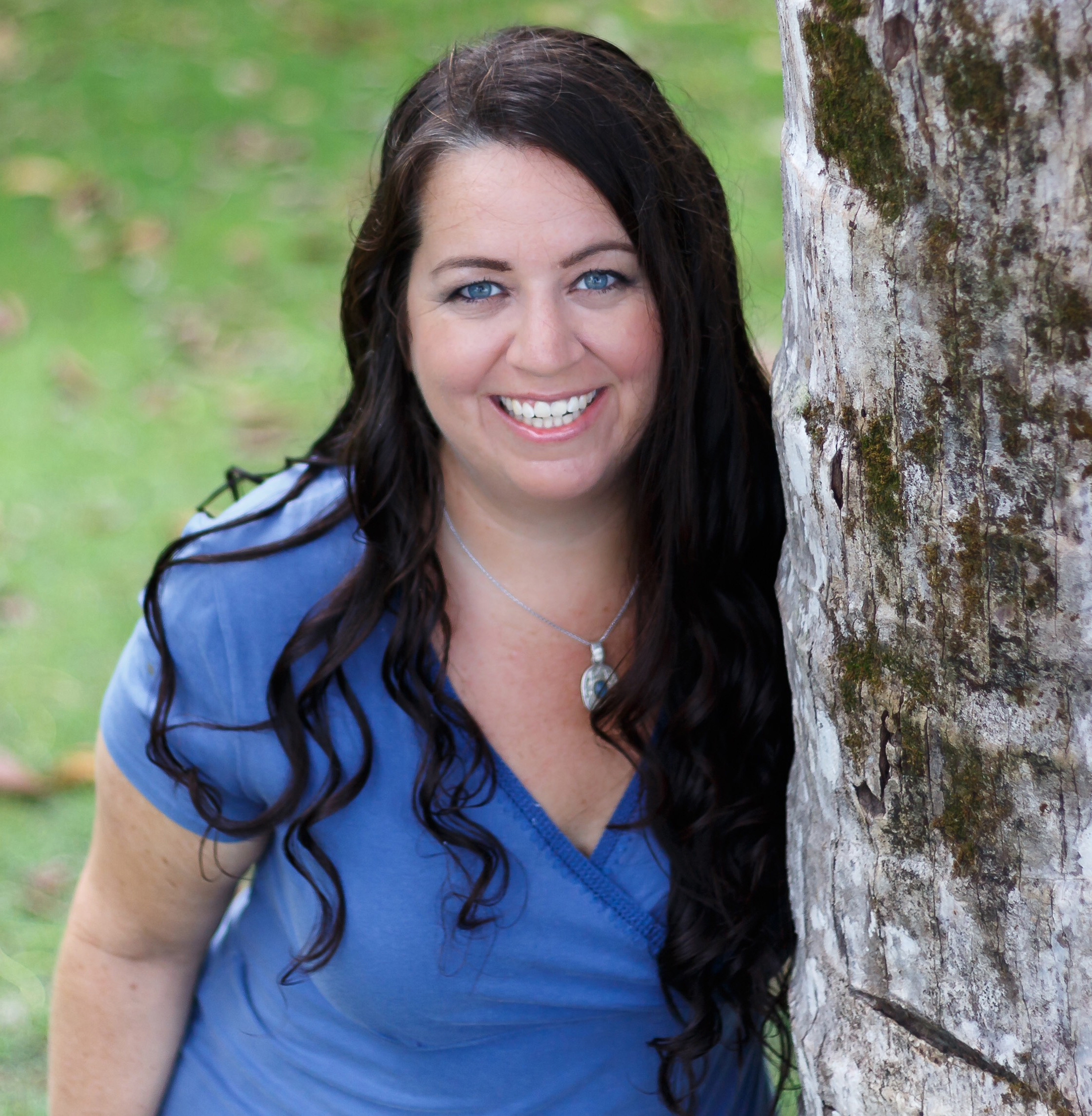 Authors on Snacks:  Chrissy Gruninger