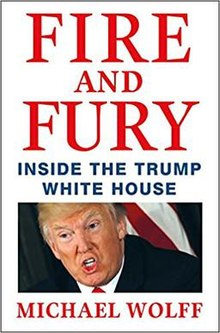 Michael Wolff's Trump White House Tell-All Pub Date Moved Up