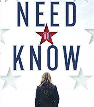 New Fiction: <i>Need To Know</i>   by Karen Cleveland