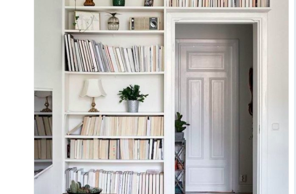 Stupid Design Trends: How Do You  Shelve Your Books?