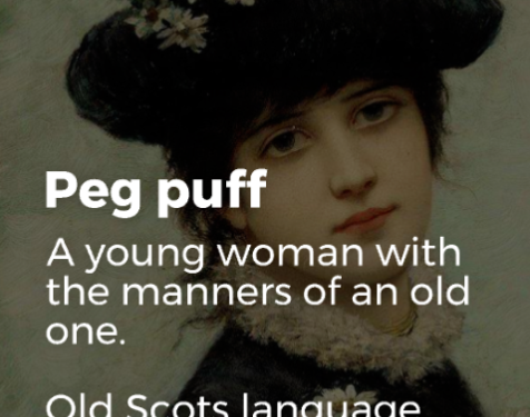 Old Scots Words and Others