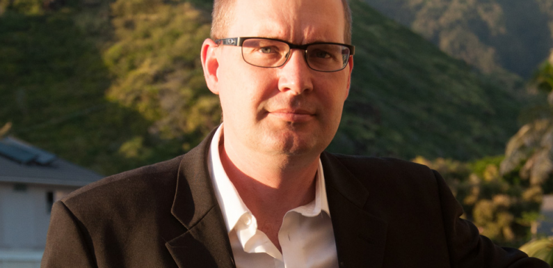 Authors on Snacks: Jonathan Moore