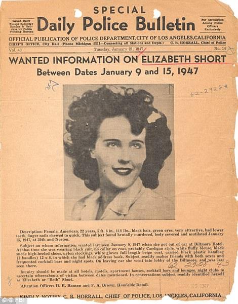 """Black Dahlia"" House Sold"