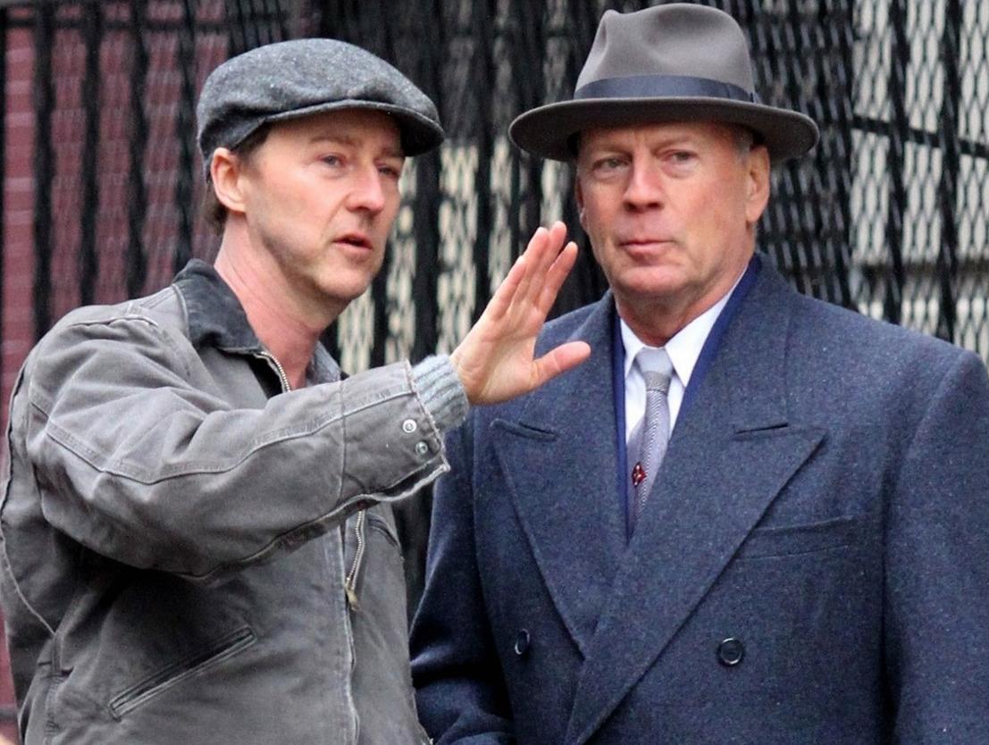 Edward Norton Brings Motherless Brooklyn  to Screen Life