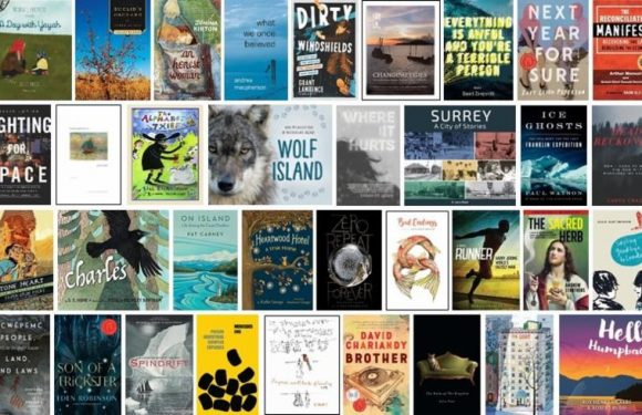 Shortlists Announced for Seven BC Literary Awards