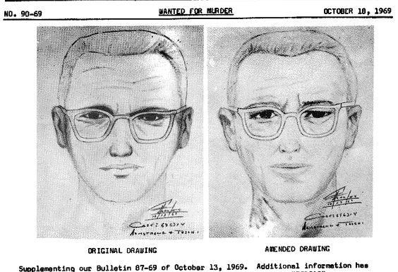 Zodiac Killer Book Will Be Doc and Feature