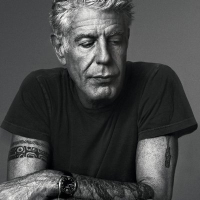 Author and Celebrity Chef Anthony Bourdain Dead at 61