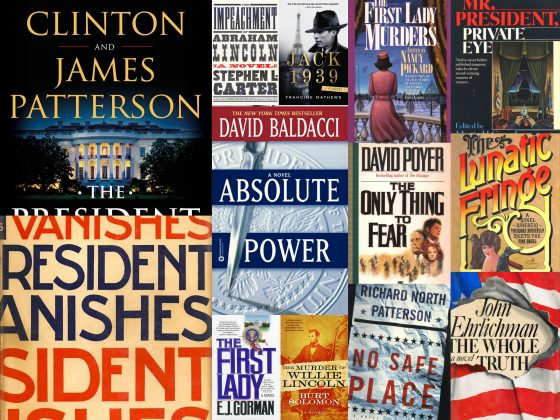 Presidents and Page-Turners