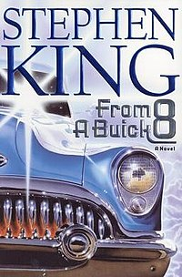 Stephen King's <i> From A Buick 8 </i> to be Adapted for Film