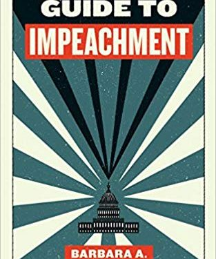 Non-Fiction: <i>A Citizen's Guide to Impeachment</i>  by Barbara A. Radnofsky