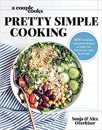 Cookbooks: Pretty Simple Cooking by Sonja and Alex Overhiser