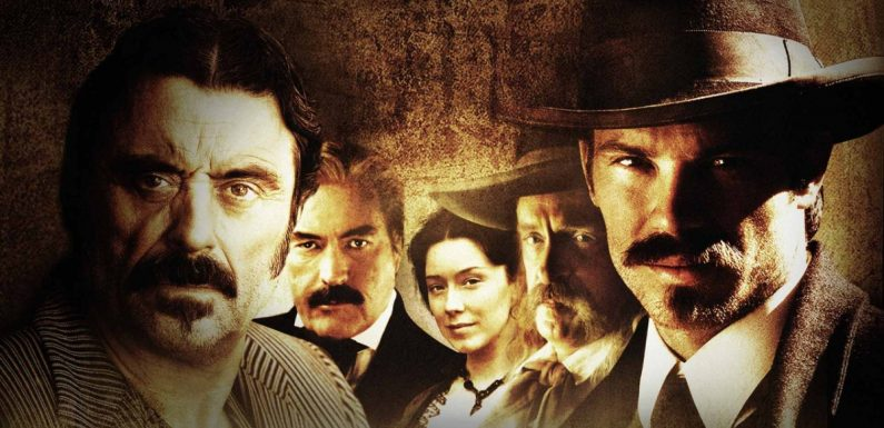 <i>Deadwood</i>  the Movie Begins Production
