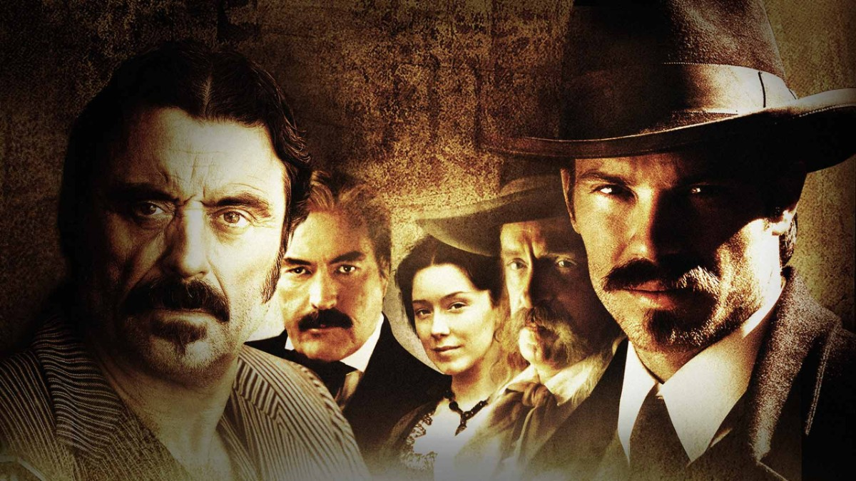 Deadwood  the Movie Begins Production