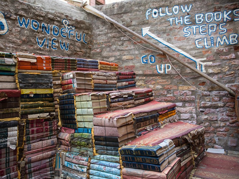 Bookish Getaways Around the World