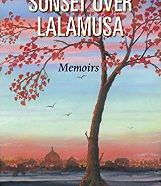 This Just In… <i>Sunset Over Lalamusa</i>  by Klara Portner