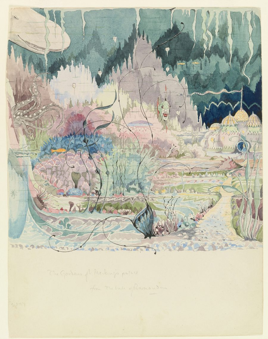 Tolkien in America: Exhibit at the Morgan Opens This Month