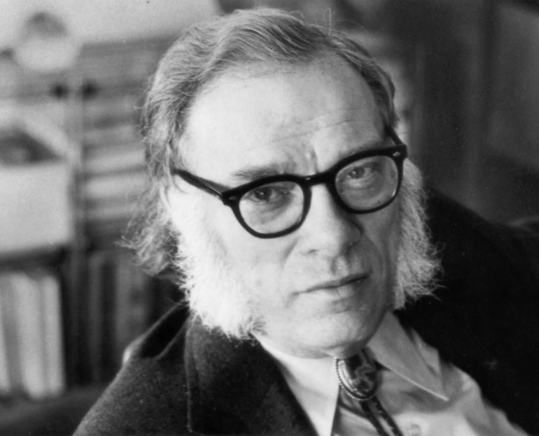 2019: Isaac Asimov on the Future of the World
